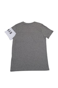 Givenchy Junior T-shirt In Grey