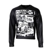 Load image into Gallery viewer, Dsquared2 Crewneck Sweatshirt In Black