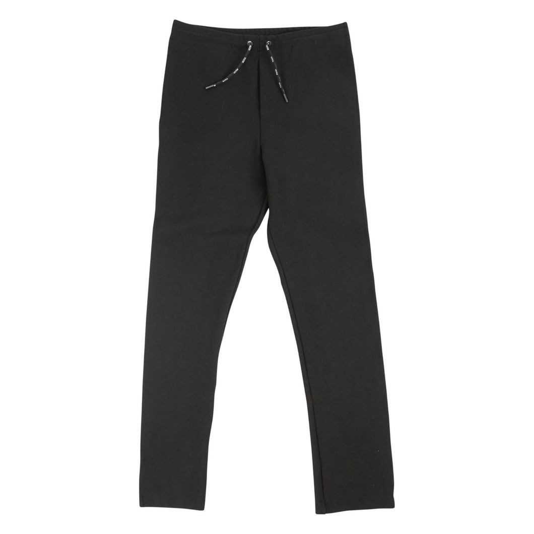 Valentino Side-Stripe Joggers In Black