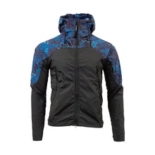 Load image into Gallery viewer, CP Company Nycra Camo Jacket in Navy