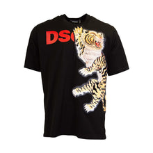 Load image into Gallery viewer, Dsquared2 Short Sleeve T-shirt In Black