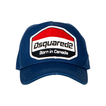 Load image into Gallery viewer, Dsquared2 Born In Canada Cap In Blue