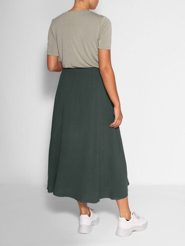 Rosie Skirt - Dark Indigo