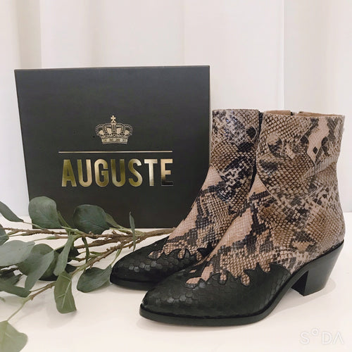 Auguste boots snake