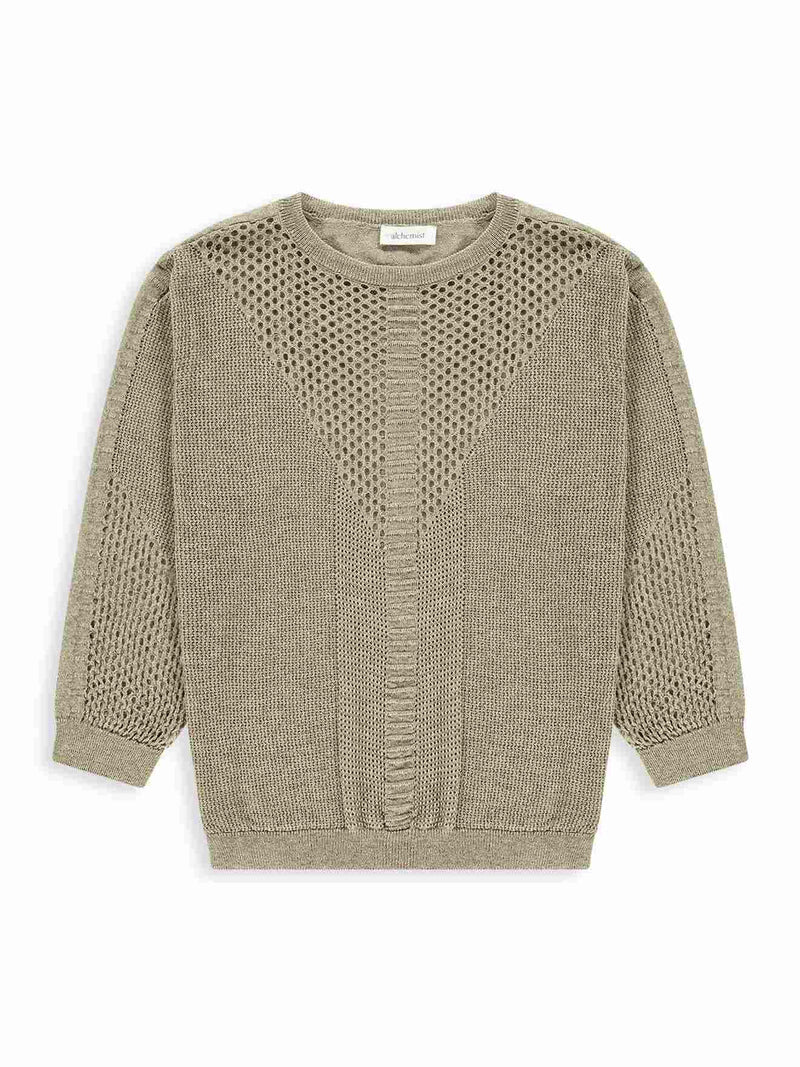 hippe dames sweater