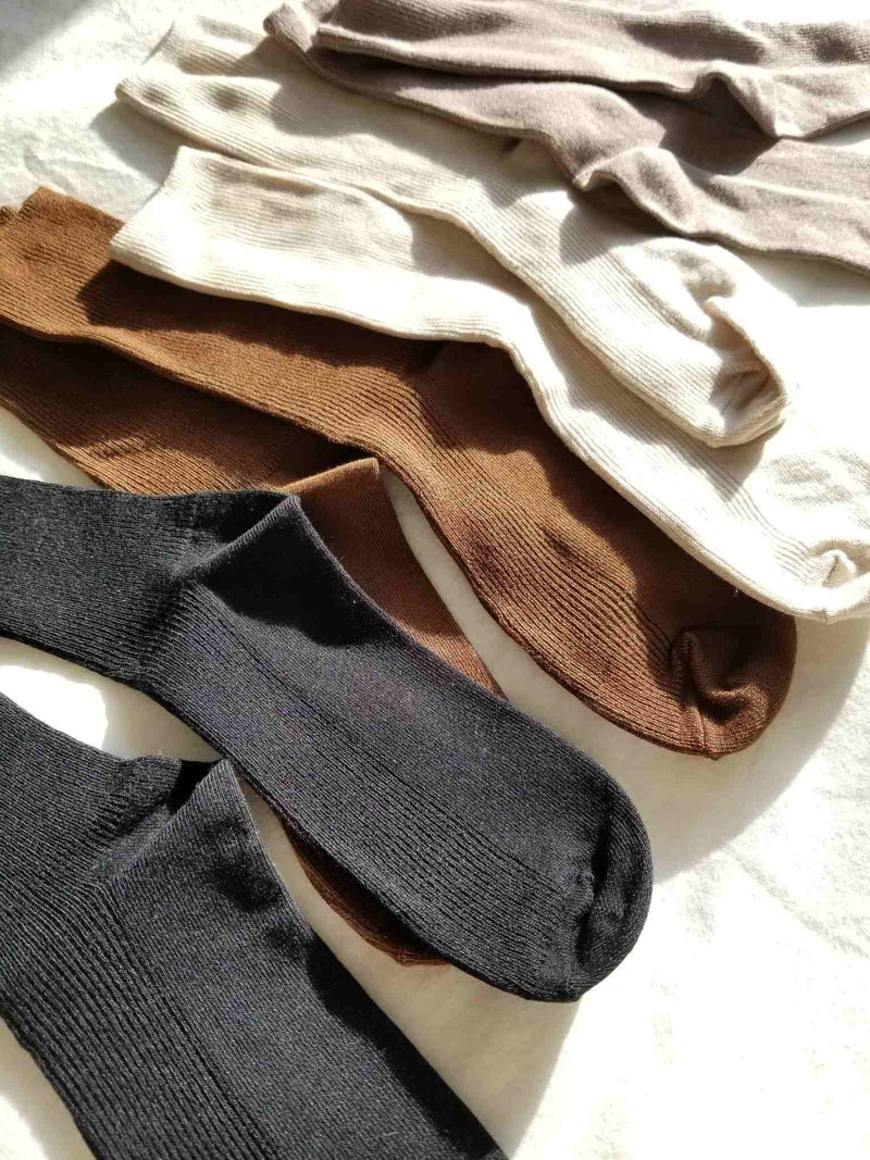 Trouser Socks - Trench Coat