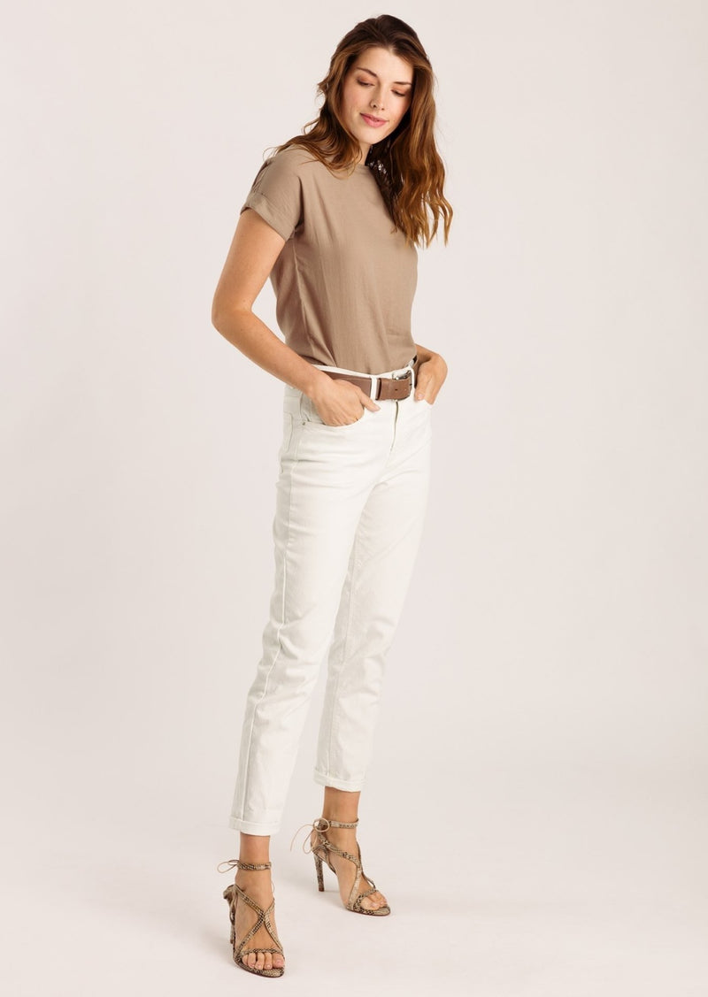 waerable stories ines trousers white