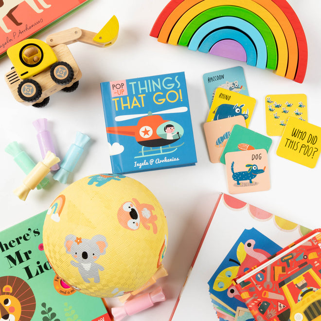 Kids Toys and Books