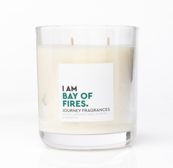 Bay of Fires - large candle