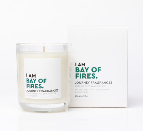 Bay of Fires - small candle