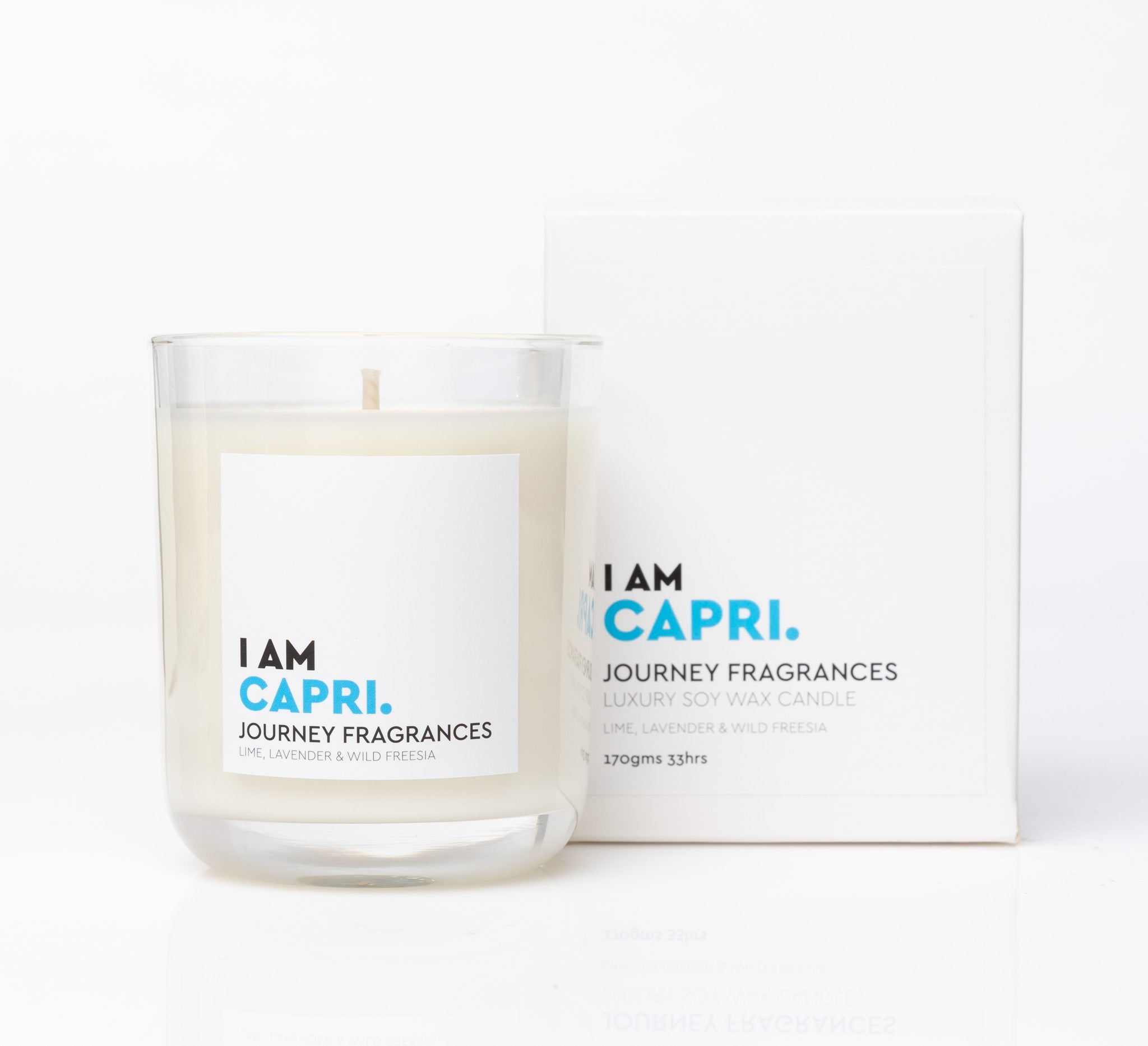 Capri - small candle