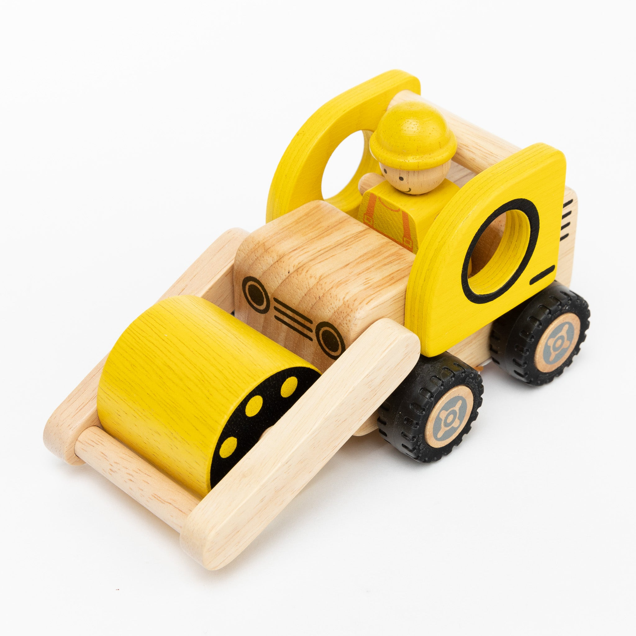 Construction Vehicle - Roller
