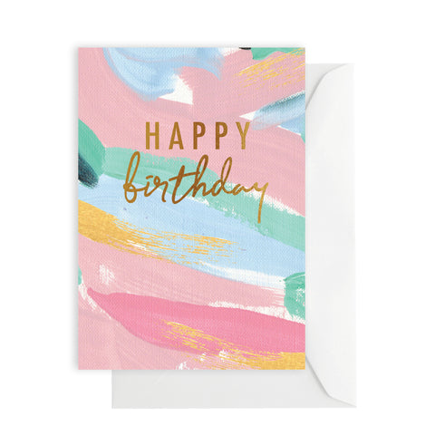 Card - Happy Birthday