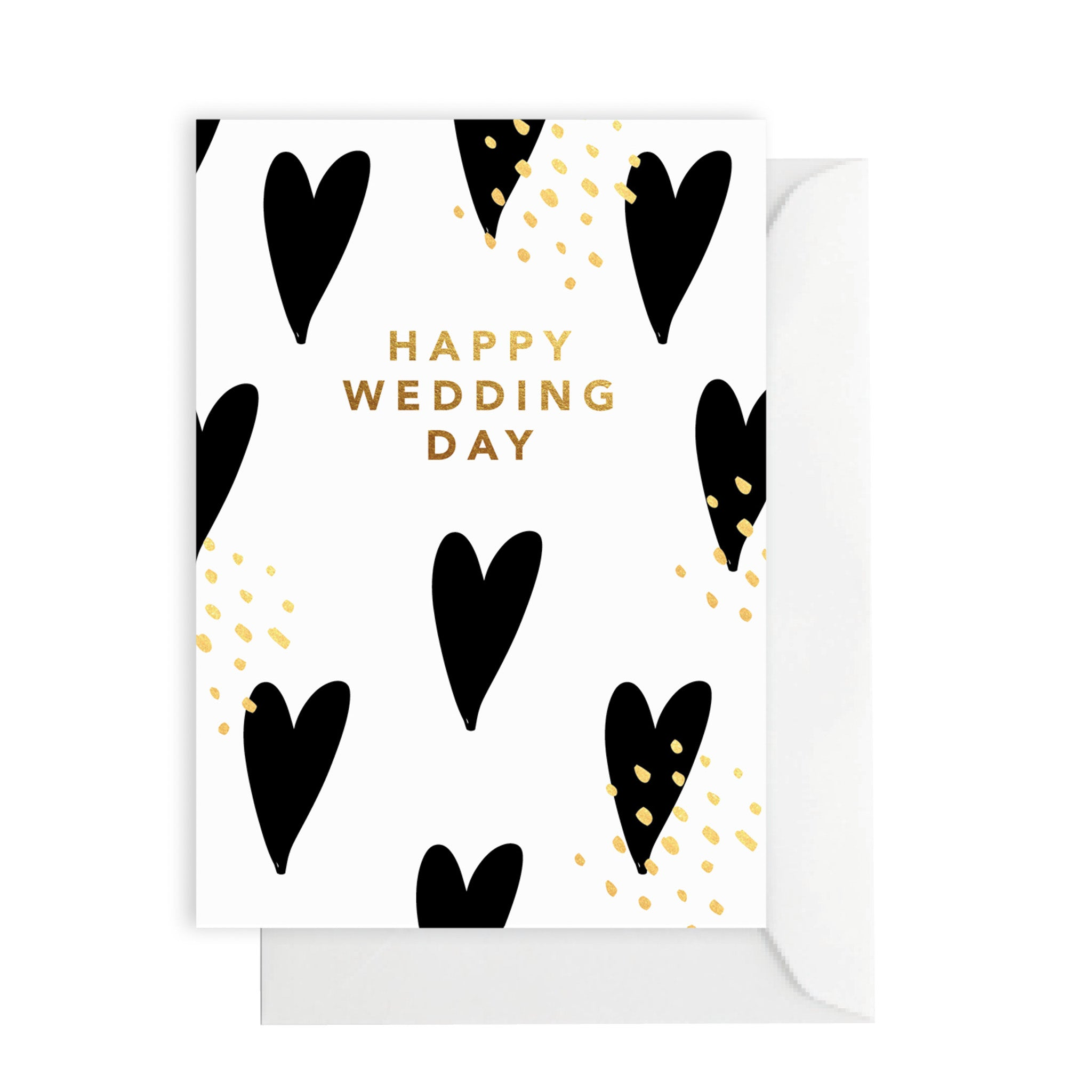 Card - Happy Wedding Day