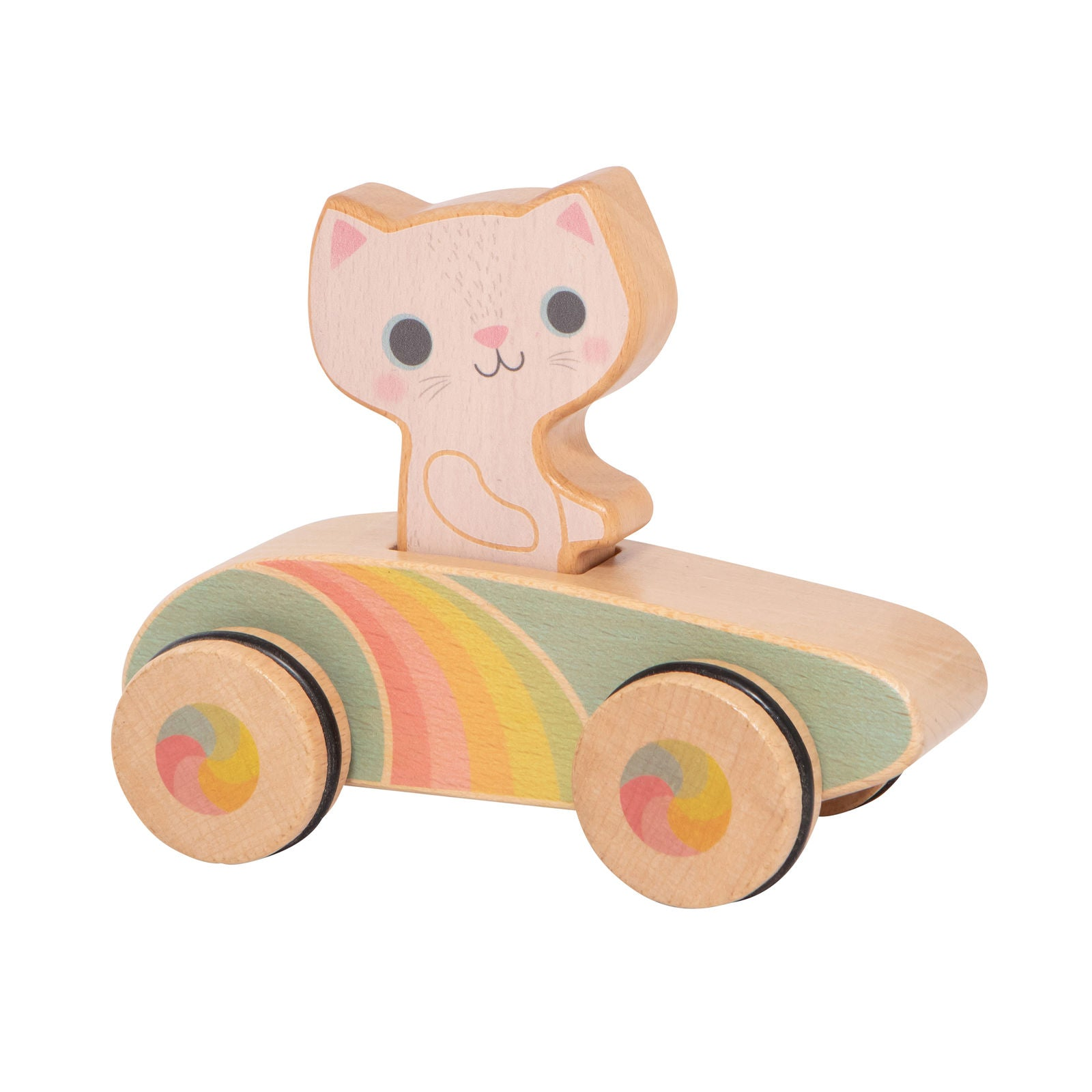 Rainbow Roller - Crusin' Kitty