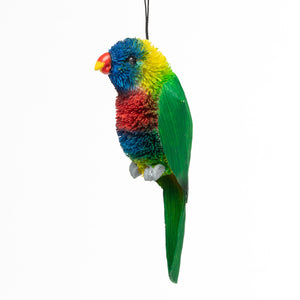 Rainbow Lorikeet ornament