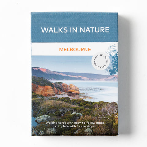 Walks in Nature Melbourne 2nd edition