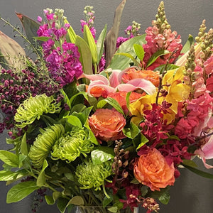 Florist Choice - Bright and Vibrant