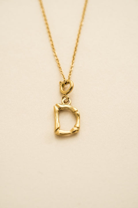 Necklace Megan ABC