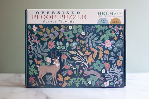 Forest Friends Puzzle 1
