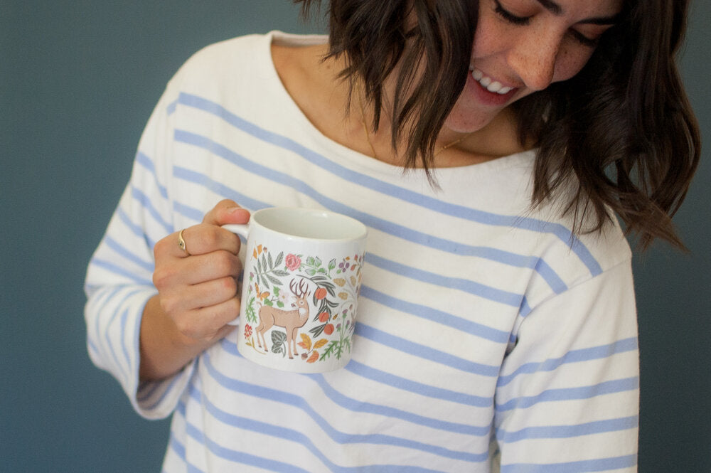 Preorder Woodland Mama & Me Cup Set