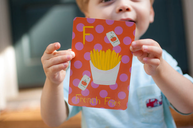 Not Your Momma's Alphabet Cards 1