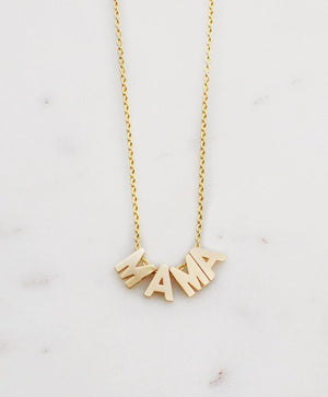 Load image into Gallery viewer, I'm MAMA Necklace