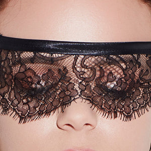 Load image into Gallery viewer, Annabel Lace Mask