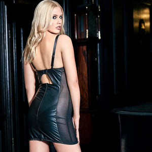 Load image into Gallery viewer, Montana Leather Dress