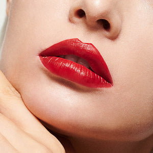 Burgundy Red Satin Lipstick