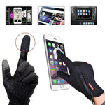 Warm Thermal Gloves - Cycling | Running | Driving Gloves