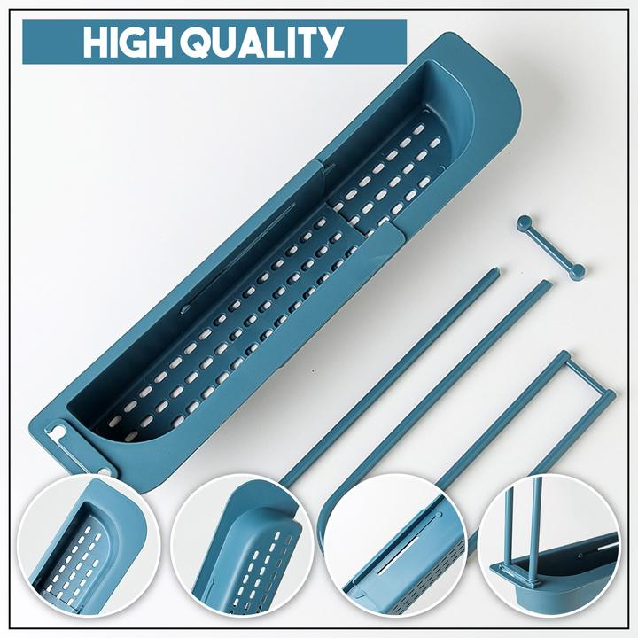 Multifunctional Kitchen Telescopic Rack