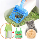 Cat Litter Shovel Box - Quick Easy Pet Cleaning Tool