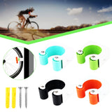 Portable Wall Mount Bicycle Display Rack