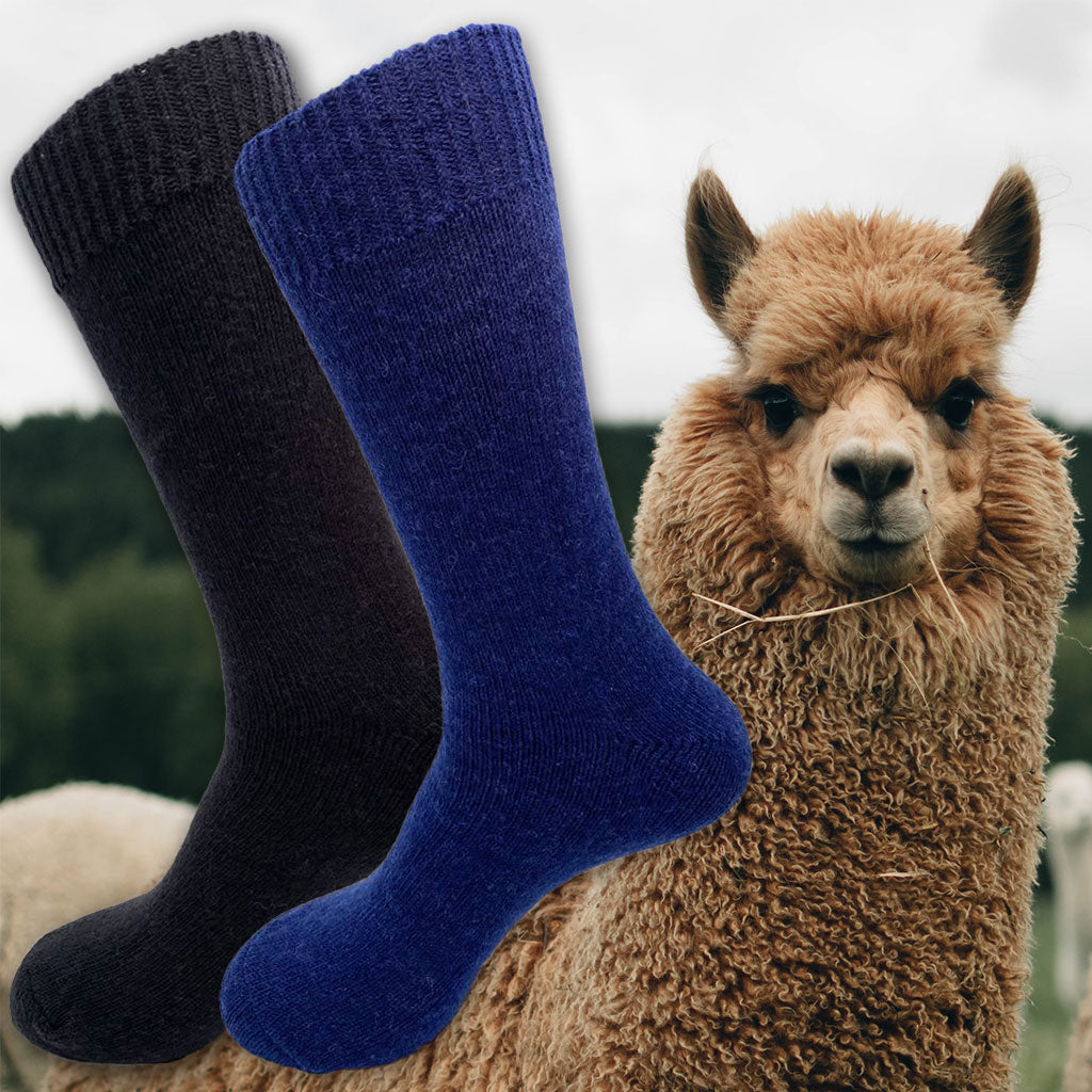 Alpaca Sock King Size
