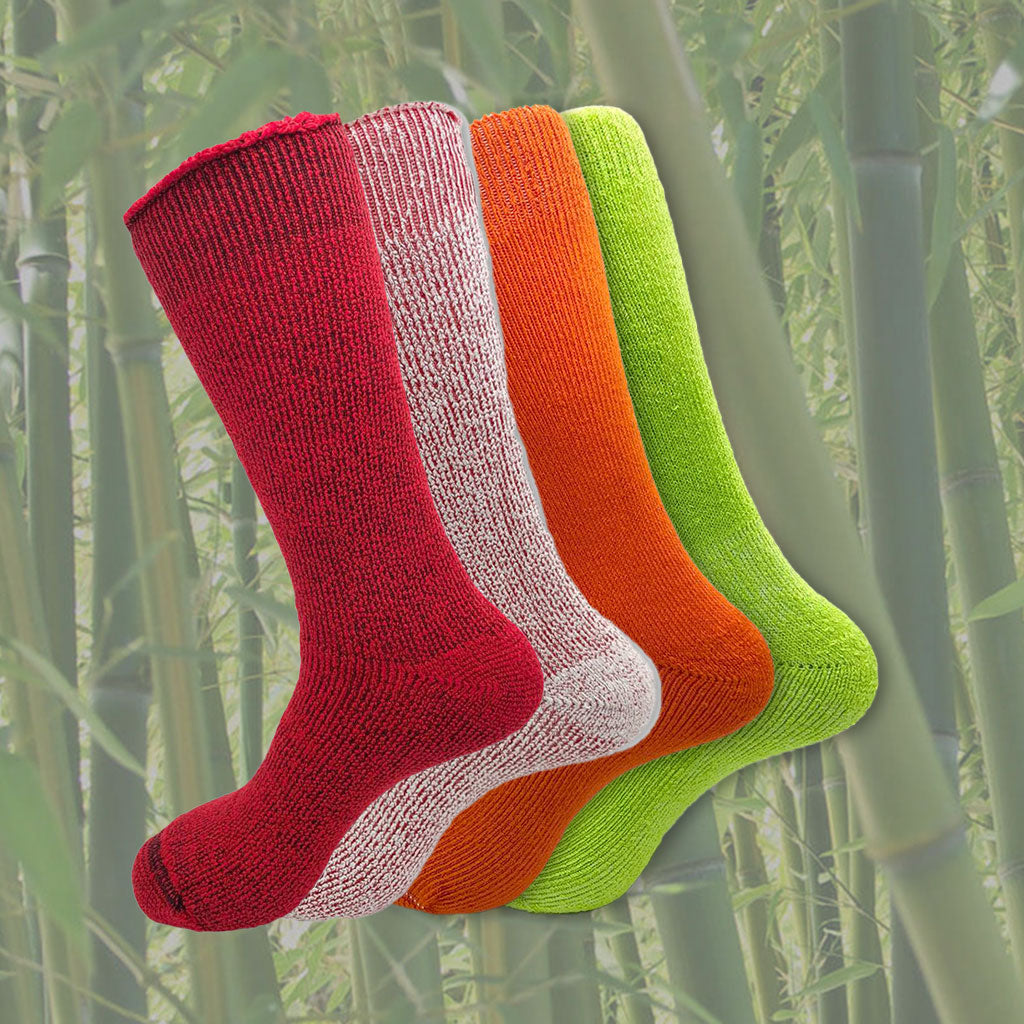 Bamboo Thick Sock King Size