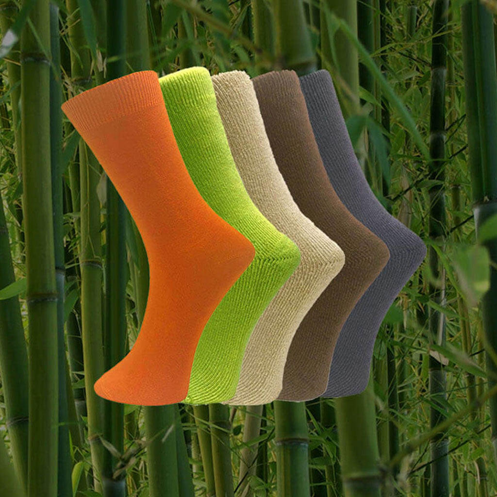 Bamboo Thin Sock King Size