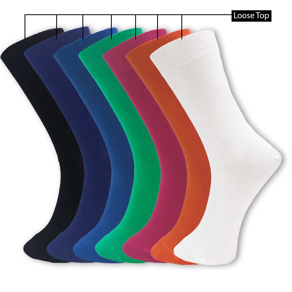 Cotton Health/Loose Top Sock