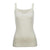 Thermo Fleece® – Strap Vest – 100% Merino Wool – White