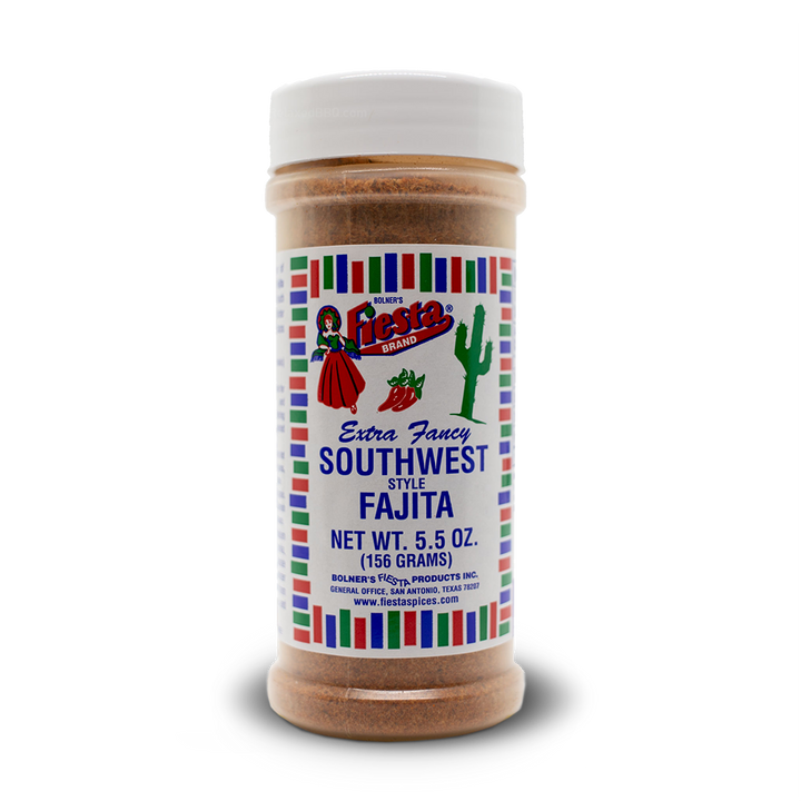 Bolner's Rub Bolner's - Southwest Fajita Seasoning