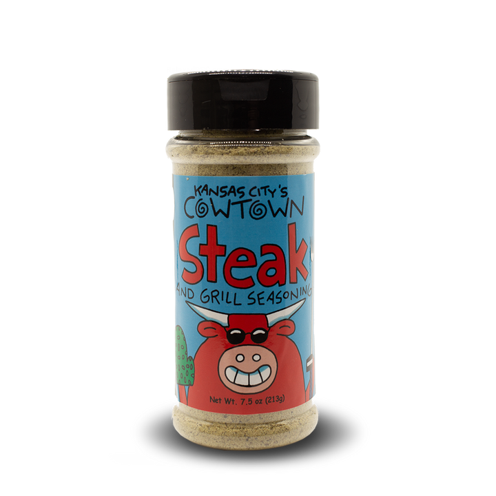 Cowtown Rub 7oz Cowtown - Steak and Grill Seasoning