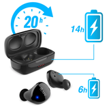 Audifonos Bluetooth® Deportivos recargables