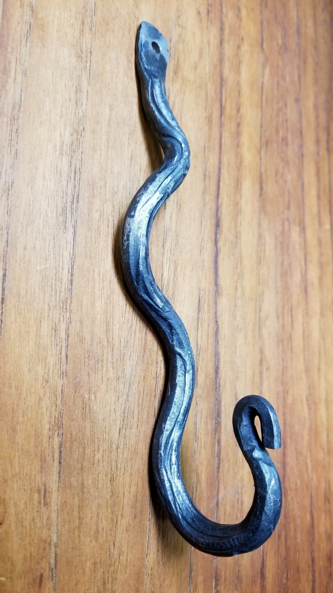 Large Hand-Forged Hook