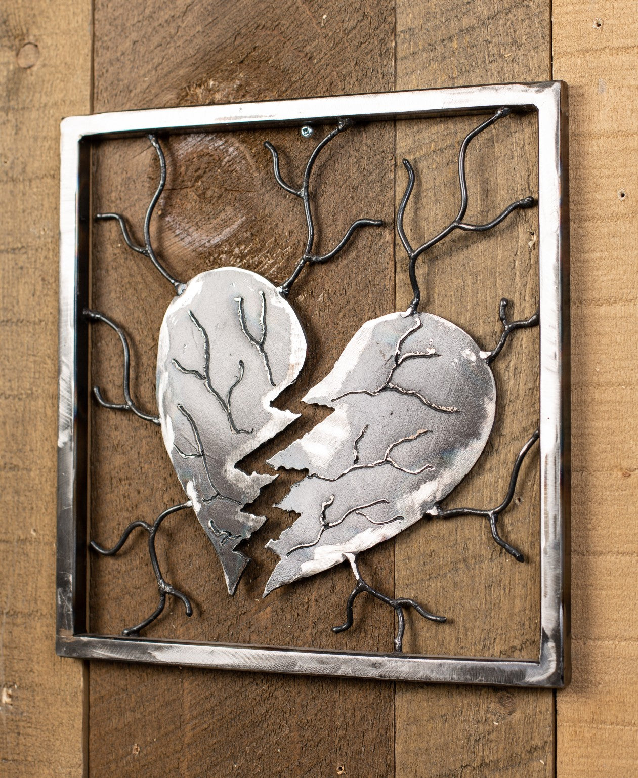 Broken Heart Wall Art