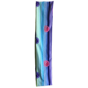 Lacrosse Headband - Multi Stripe