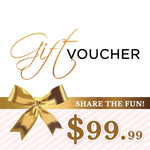 Gift Card($99.99 and $199.98 Gift Options)