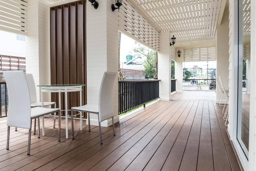 What Fire Rating Do Deck Boards Need to Achieve When Used on Balconies?