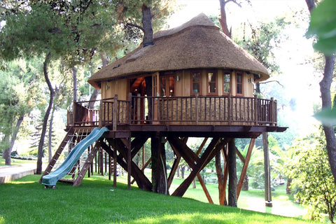 Inspiring Tree House Design