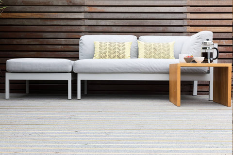 Stylish Outdoor Furniture on Decking