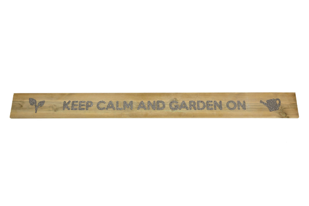 Load image into Gallery viewer, Gripsure DeckArt - Keep Calm and Garden On